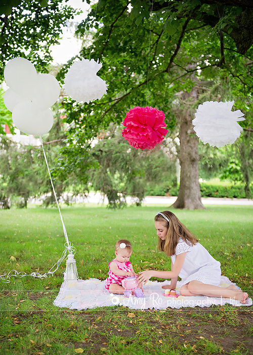 Birthday girl rhode island baby photography amy ro for Decoracion de parques y jardines